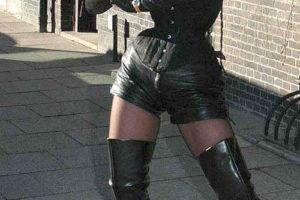 LadyJane Korsett in schwarz