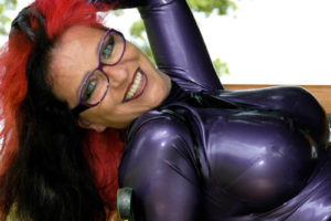 LadyJane in Latex